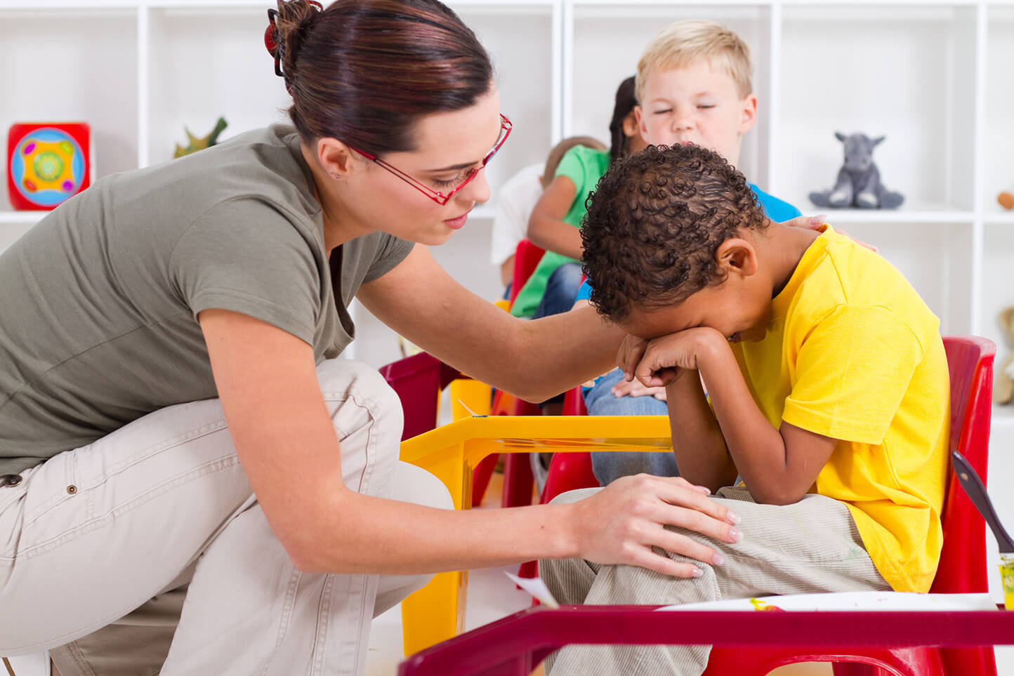 Become a child carer UK