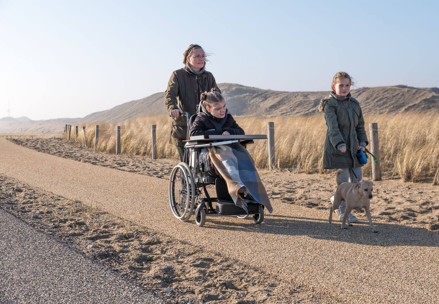 Special needs childcare